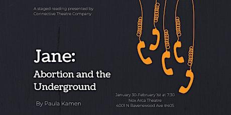 Jane: Abortion and the Underground tickets