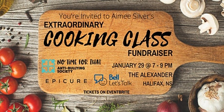 Extraordinary Cooking Class Fundraiser tickets