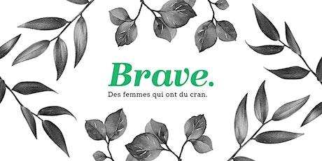 Entretien Brave avec Marie-Claude Lortie billets