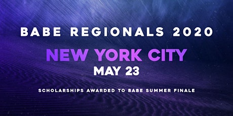 BABE Regionals | New York City | May 23rd tickets