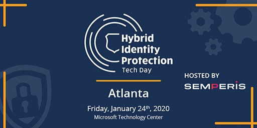 Hybrid Identity Protection Tech Day: Atlanta