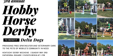 3rd Annual Mobile Hobby Horse Derby tickets