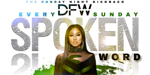 DFW's Spoken Word Sundays