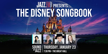 Music from the Disney Songbook tickets