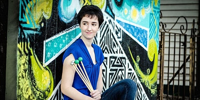 Drum & Percussion Concert with Colleen Bernstein