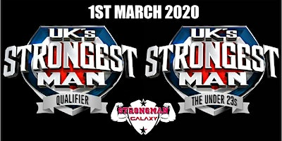 UKS STRONGEST MAN - SOUTH QUALIFIER / UKS STRONGEST MAN U23