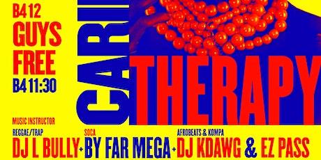 Carib Saturdays Presents: CARIBBEAN THERAPY tickets