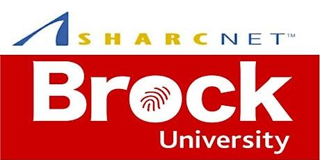 Brock University & SHARCNet: EEG Analysis Workshop tickets