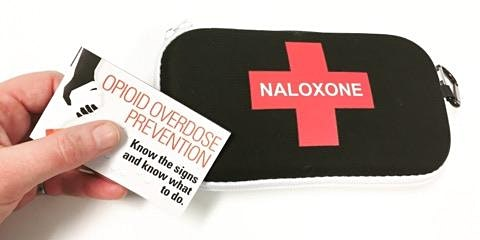 Overdose Prevention & Naloxone Training with Sanguen Health Centre