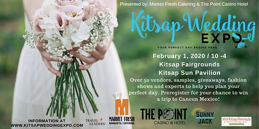 Kitsap Wedding Expo - Presented by Market Fresh Catering