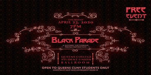 Black Parade: A Gothic-Victorian Prom Experience
