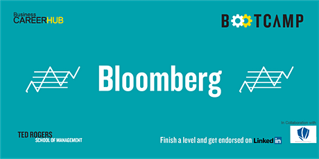 Bloomberg Bootcamp: Level 1 tickets