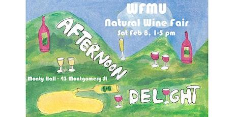 WFMU Natural Wine Fair tickets