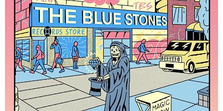 WRUW-FM presents The Blue Stones / JJ Wilde / The Dead Licks