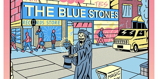 WRUW-FM presents The Blue Stones / JJ Wilde / The Dead Licks
