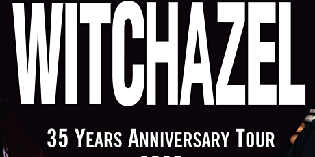 Witchazel 35 Year Anniversary Tour tickets