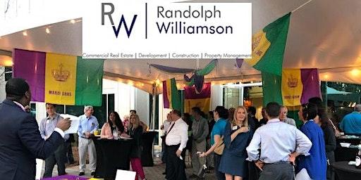 Randolph Williamson MARDI GRAS Business After Hours