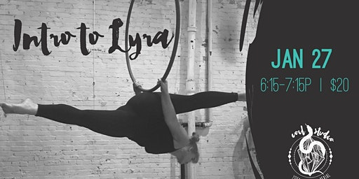 Intro to Lyra (Aerial Hoop)