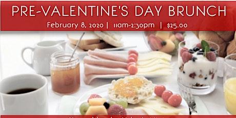 Pre-Valentine's Day Brunch tickets
