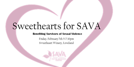 Sweethearts for SAVA - Benefiting Survivors of Sexual Violence  tickets