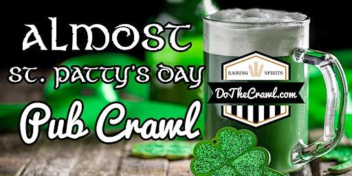 Visalia's Almost St. Patty's Day Pub Crawl