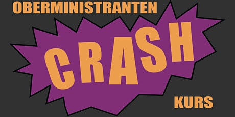 Oberministranten CRASH Kurs - all in one Tickets