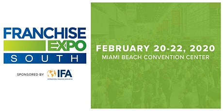 Franchise Expo South tickets