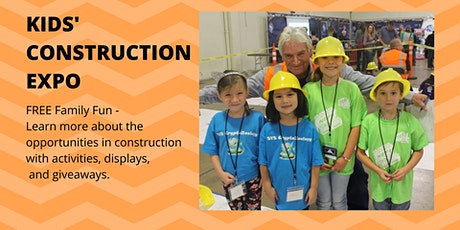 Kids Construction Expo tickets