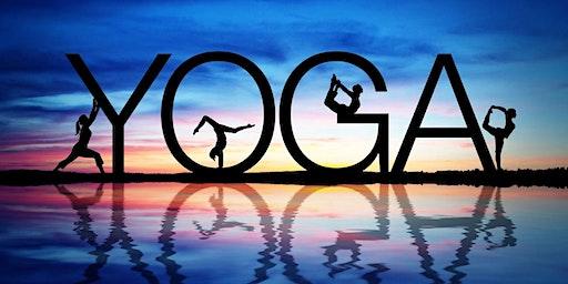 Yoga & Crumble Night in aid of NSPCC