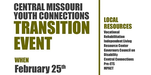 Central Missouri Youth Connections Transition Event