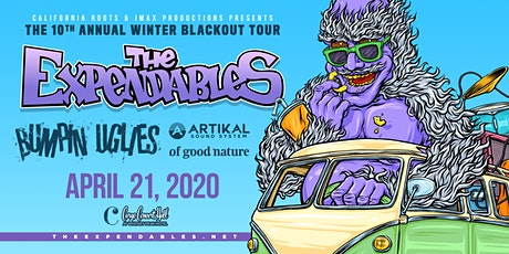 The Expendables - Winter Blackout Tour at Cargo Concert Hall tickets