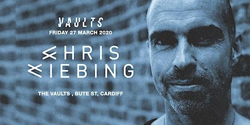Vaults Presents: Chris Liebing