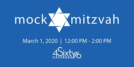 2nd Annual Mock Mitzvah Entertainment Showcase tickets