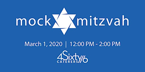 2nd Annual Mock Mitzvah Entertainment Showcase