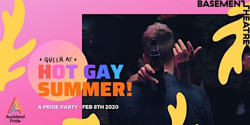 Hot Gay Summer! A Pride Party