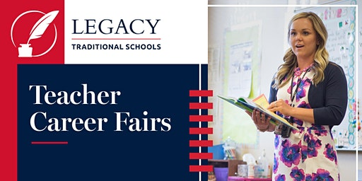 Teacher Career Fair at Legacy - North Chandler