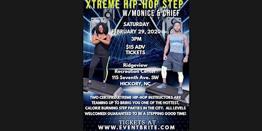 Xtreme Hip Hop Step w/ Monice & Chief