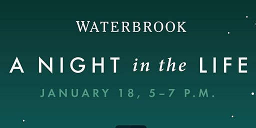 'A Night in the Life' at Waterbrook Winery