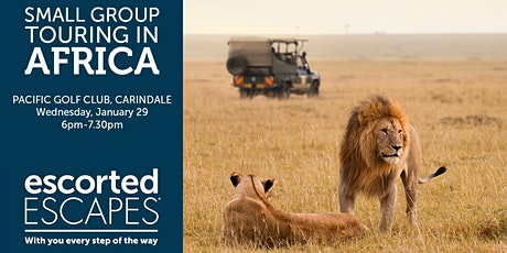 Discover Small Group Touring in Africa tickets
