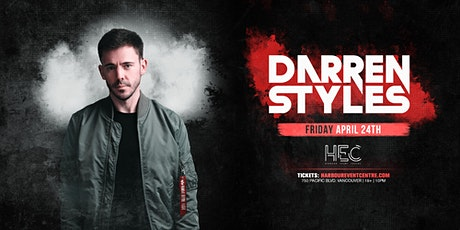 DARREN STYLES tickets