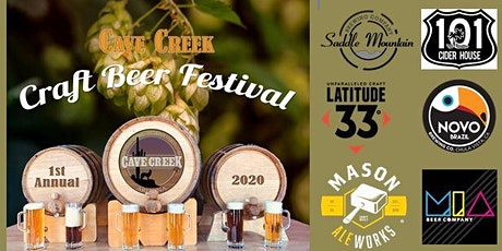 Cave Creek Beer Festival tickets