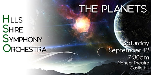 HSSO 3: The Planets