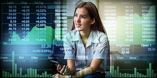 NOTTINGHAM - Women in FOREX - FOREX & Bitcoin Training Session For Women