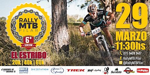 Rally MTB Pilar - 6ª edición - El Estribo