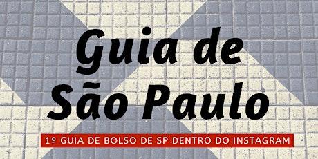 Guia de Bolso de São Paulo bilhetes