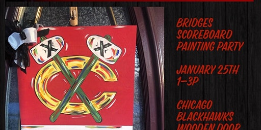 Blackhawks Painting Party