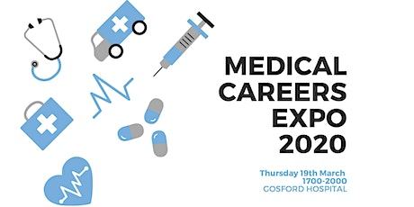 Medical Careers Expo 2020 tickets