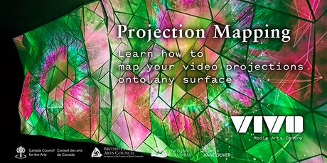 Projection Mapping with Stuart Ward (Jan 2020) tickets