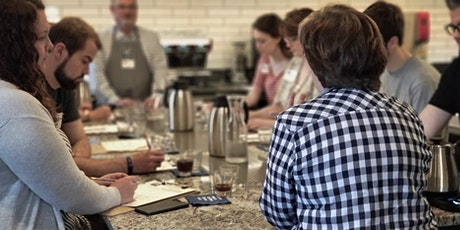WRC Brew Lab - Coffee Brewing Class tickets