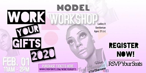 Work Your Gifts 2020 Model Workshop
